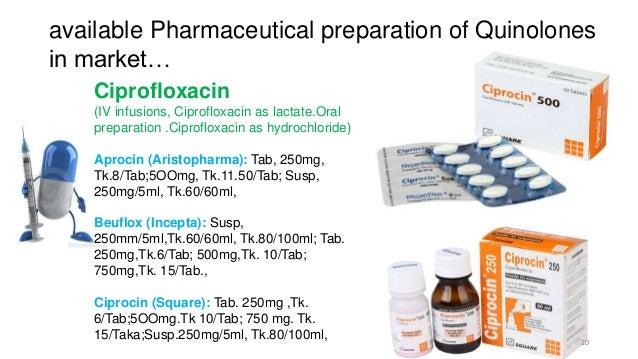 Etaflox ciprofloxacin obat untuk apa