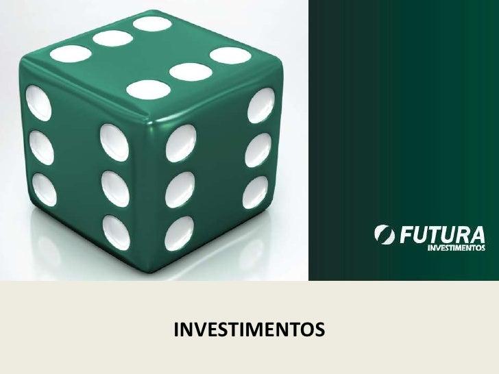 Apresentção fundos de investimento