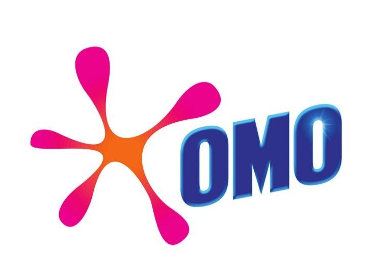 história da marca – de década em década1900s   OMO é registrado na Inglaterra pela Lever Brothers como pó alvejante.      ...