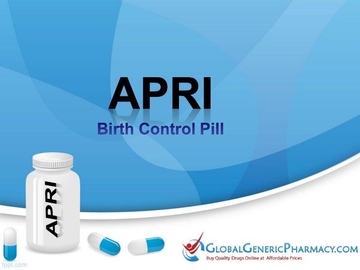 Apri Birth Control Generic