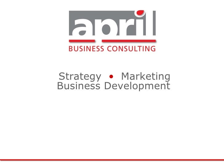 April  Business  Consulting