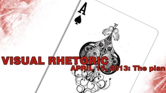Visual Rhetoric: Worlds Collide