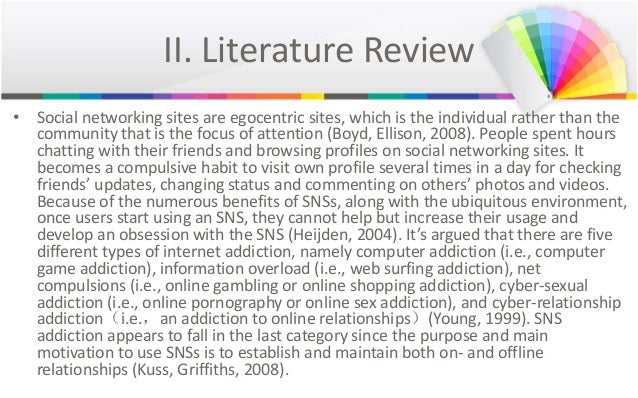 thesis abstract about computer addiction