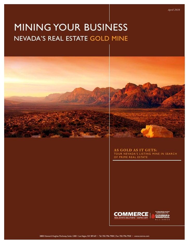 Commerce April 2010 Listings
