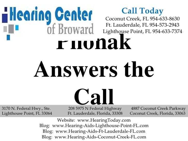 April 2012 Article PP Phonak Answers the Call