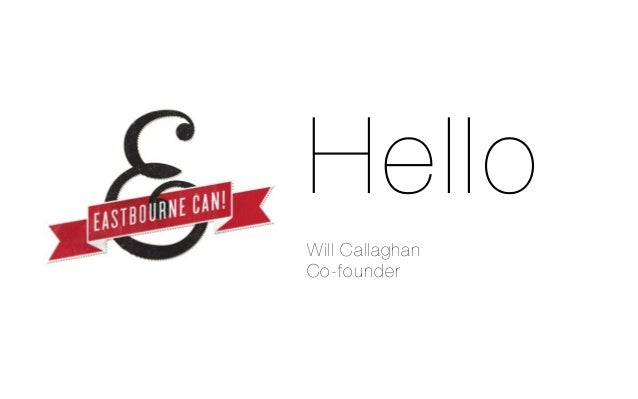 HelloWill CallaghanCo-founder