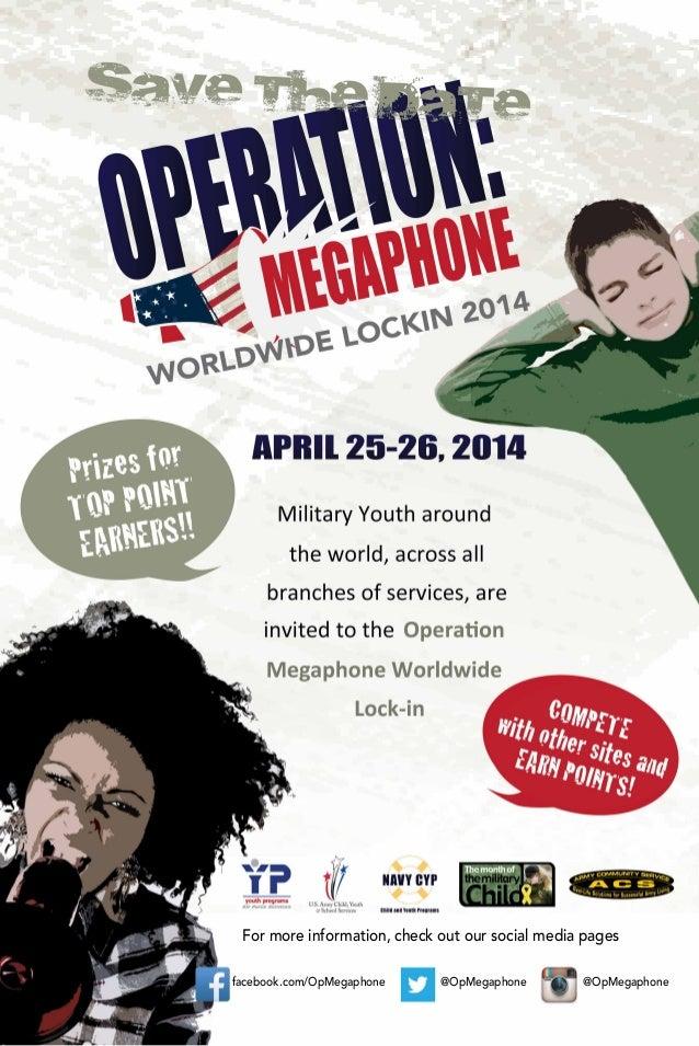 Operation Megaphone
