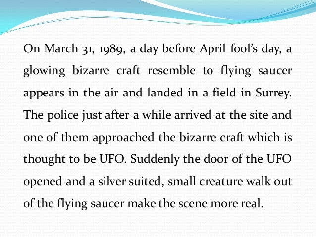 What is the origin of April Fool's Day?