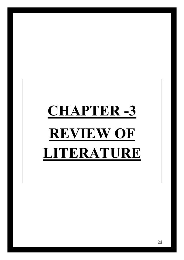literature review of banks Literature review and conceptual frame work introduction corporate governance of banks in developing economies and observe that the importance is because.