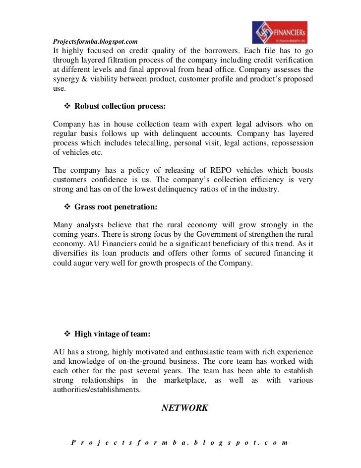 project report on financial statement analysis of bsnl A study on financial performance using ratio analysis at ing vysya bank project report submitted to under the guidance of.