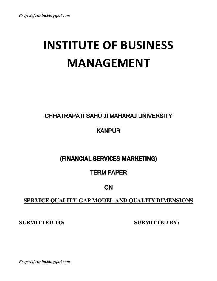 Dissertation consultation service quality