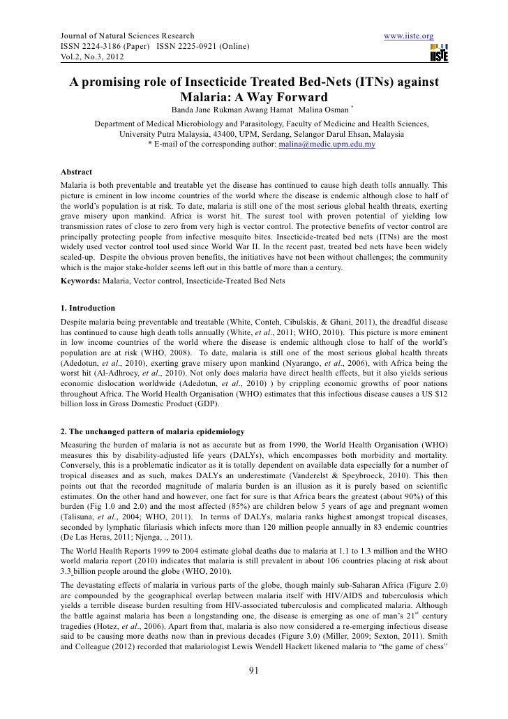 Journal of Natural Sciences Research                                                            www.iiste.orgISSN 2224-318...