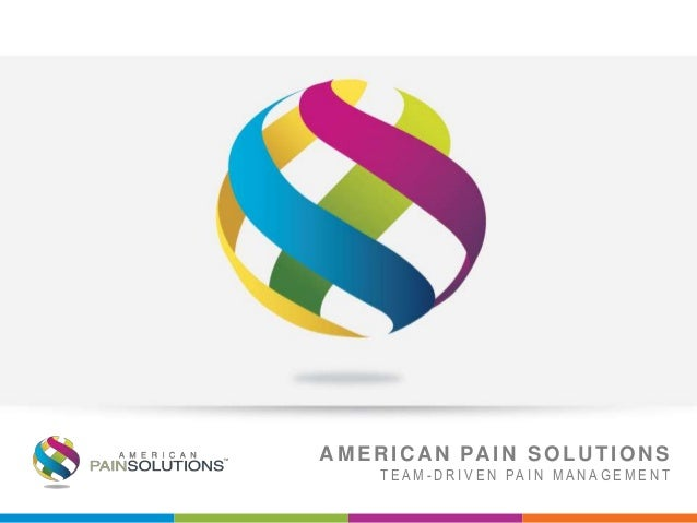 American Pain Solutions Title Slide