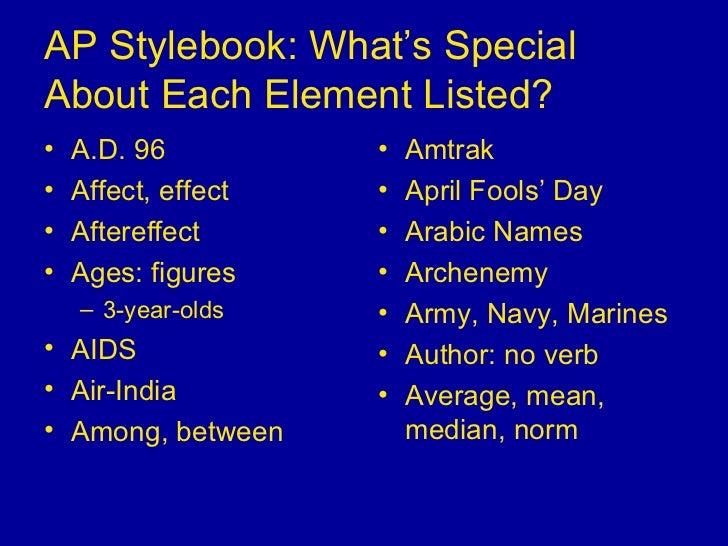 Ap stylebook power point example[1]
