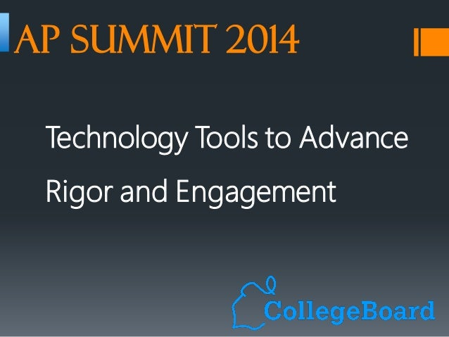 Ap summit v1 presentation pdf