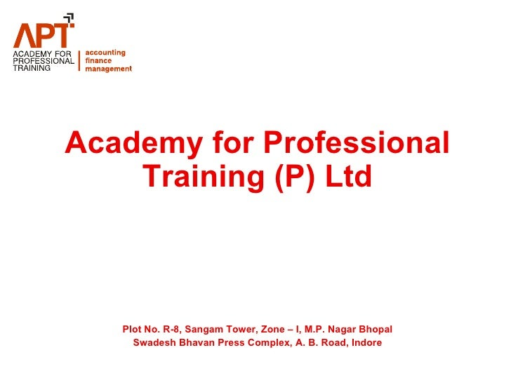 Academy for Professional Training