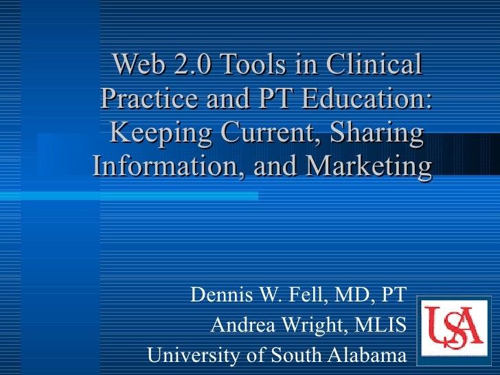 APTA Web 2.0 Presentation