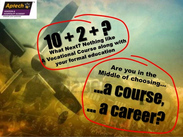...And this is where you can easily make a career in this booming Aviation, Hospitality & Tourism industry with