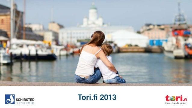 Tori.fi 2013
