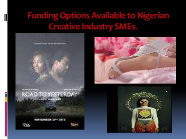 funding small scale enterprises The development of small and medium scale enterprises and the role of government and other financial institutions, they discovered that financial institutions provide the necessary financial lubricant that facilitate the development of small and medium scale.