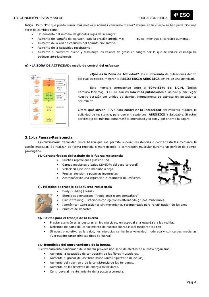 Educacion Fisica y Salud d Condici n f Sica y Salud