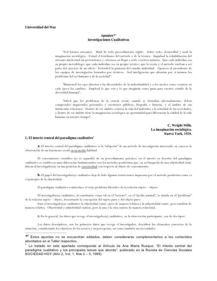 Universidad del Mar                                                             Apuntes()                                ...