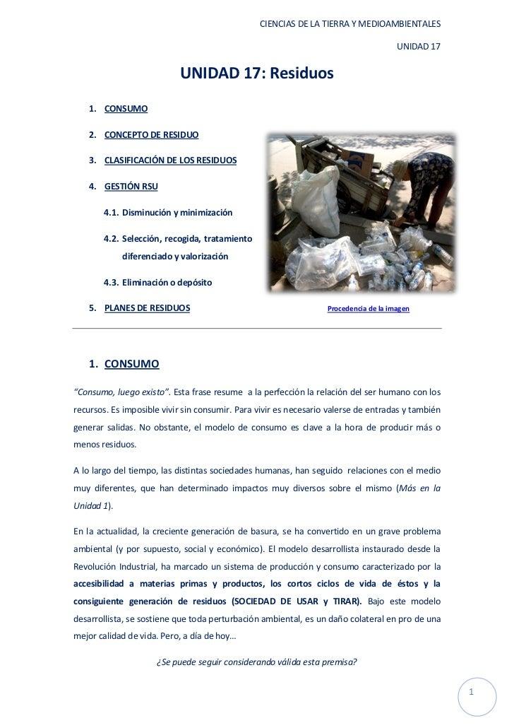 CIENCIAS DE LA TIERRA Y MEDIOAMBIENTALES                                                                                  ...