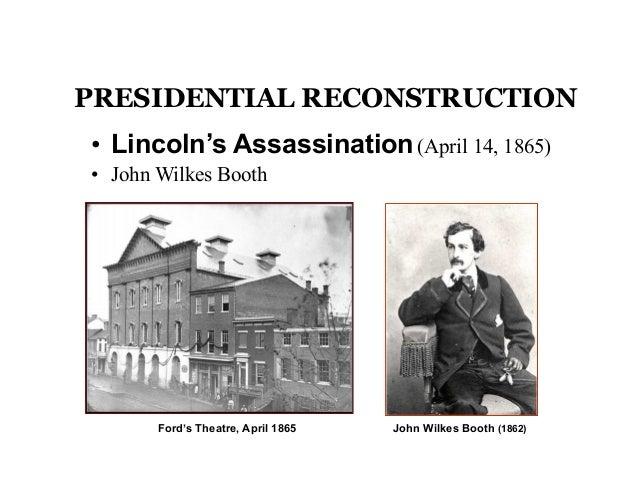 apush reconstruction essays