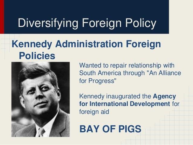 John F Kennedy apush