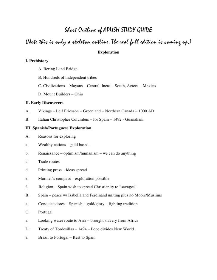APUSH Ch. 20 Studyguide