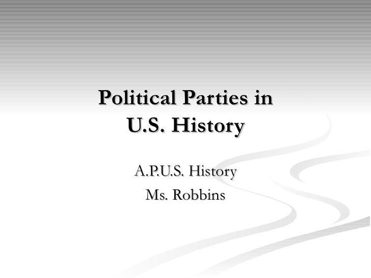 US Political Parties