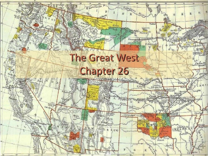 The Great WestChapter 26<br />