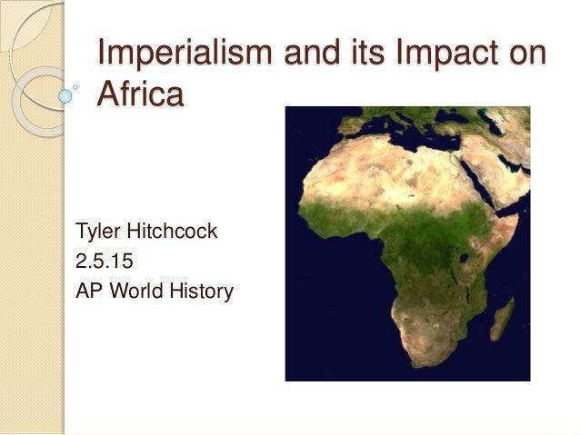 world history imperialism essay