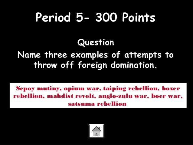 ap world history dbq sepoy rebellion Global history and geography wednesday,  the world around us:  23 a major goal of both the sepoy mutiny in india.