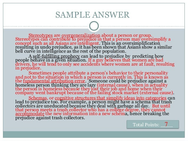psychology free response questions 1992 the college board advanced placement examination psychology section ii time - 45 minutes percent of total grade - 33 1/3 directions: you have 45 minutes to.