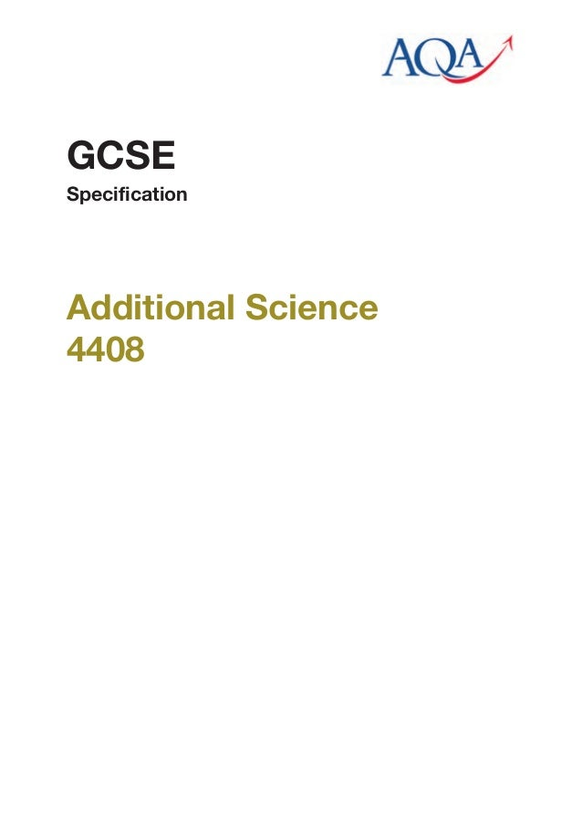 Can I still get a A for additional science gcse?
