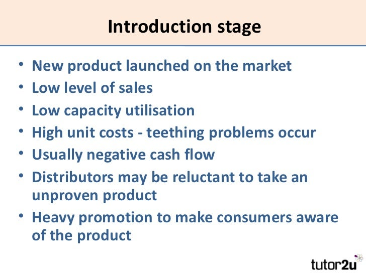stages of introduction of new product toyota New product development is a crucial process for the survival of firms, especially small businesses the small business environment today is very dynamic.