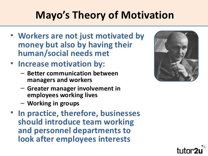 difference between taylor and maslow theory of motivation Maslow's theory of creativity is interesting, non-mainstream, and incoherent   maslowians know that taylor-style 'scientific management' does not do justice to  the potential of  maslow's signature achievement was his hierarchical theory of  motivation (1943)  this distinction itself is an aristotelian one.