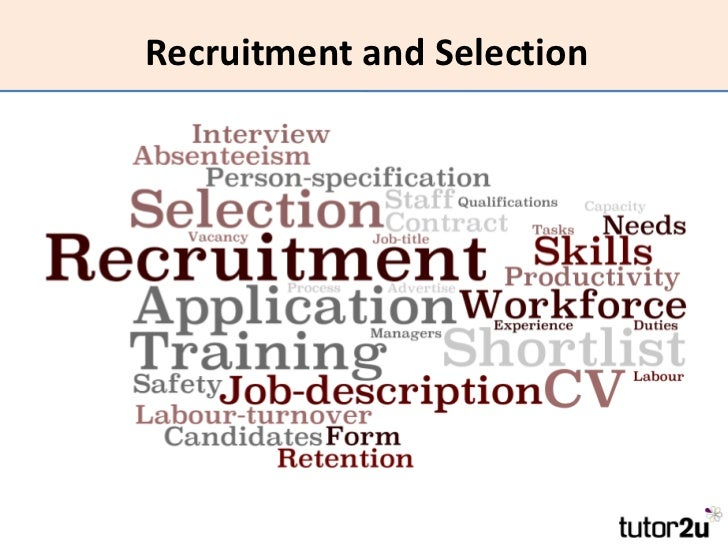 hrm recruitment and selection report To view a summary of the recruitment process step by step, go to the recruitment and appointment process page selection report: the selection report must be completed and returned to human resources in order to start the offer process (after interviews and reference checks.