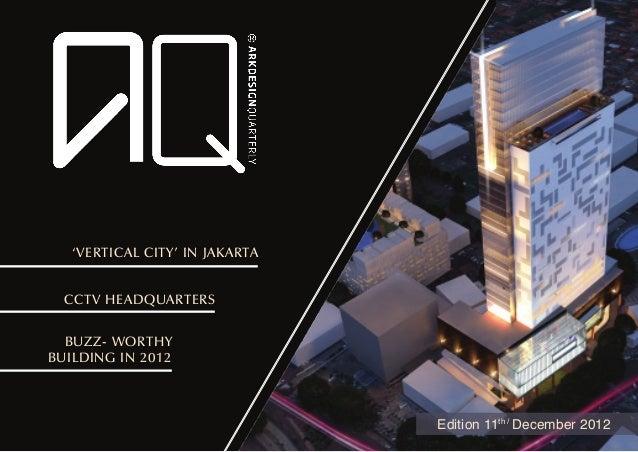 AQ Edition 11th, December 2012