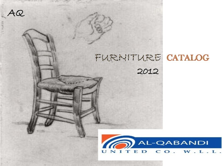 AQ Furniture Catalog 2012