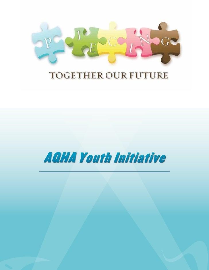 Todd BransonDirector of Youth Development     tbranson@aqha.org       (806) 378-4720              Youth Initiative