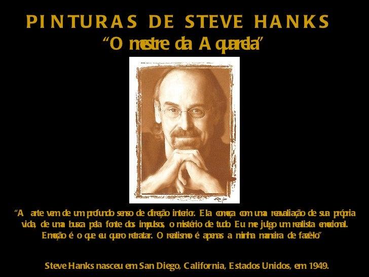 Aquarela - Steve Hanks