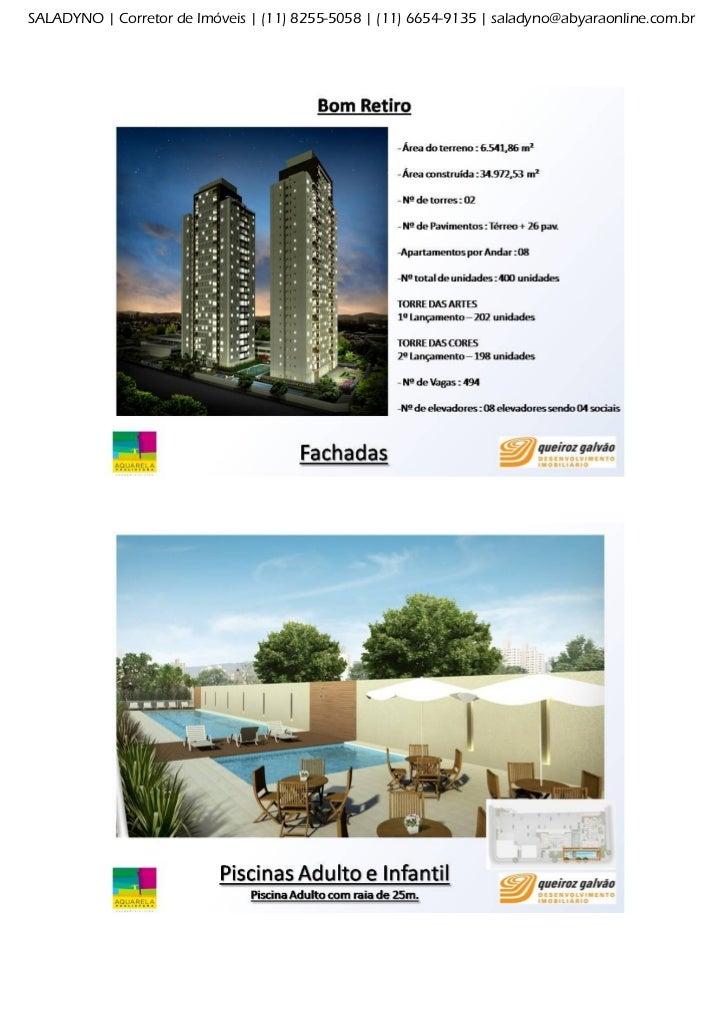 SALADYNO | Corretor de Im€veis | (11) 8255-5058 | (11) 6654-9135 | saladyno@abyaraonline.com.br