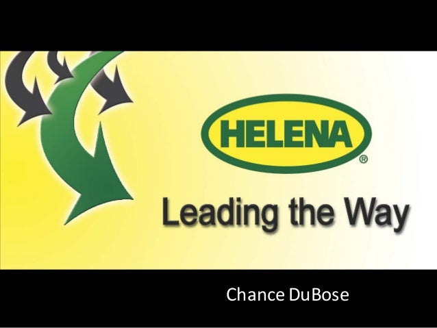 Aquatic Plant Control - Helena Products - APWA CFB Lunch and Learn