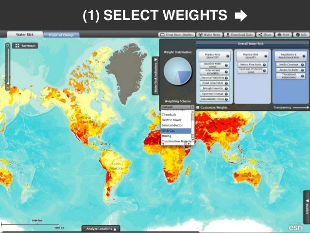 Aqueduct CDP Corporate Water Disclosure Webinar (8 May 2013)