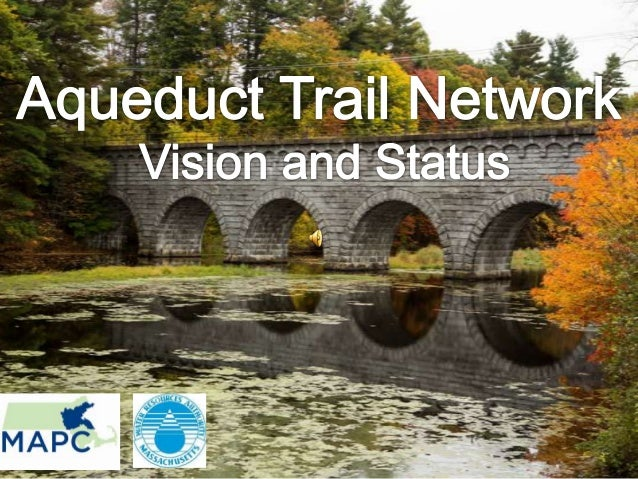 MAPC & MWRA: These Trails Were Made for You and Me!