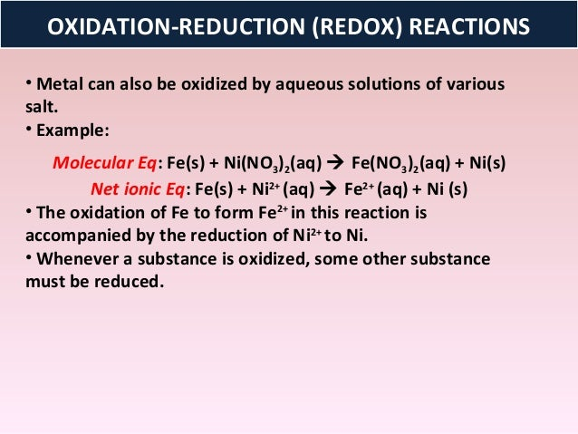 metathesis reaction aqueous solutions This kind of reaction is fairly common, especially in aqueous solution, where the reactions in aqueous solutions: metathesis reactions and net ionic equations.