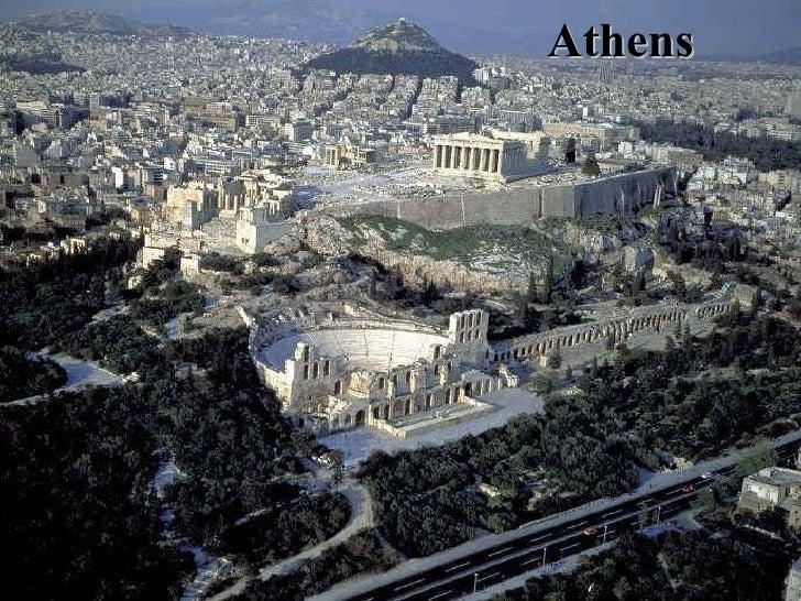 Grecia,aquí vivieron los dioses