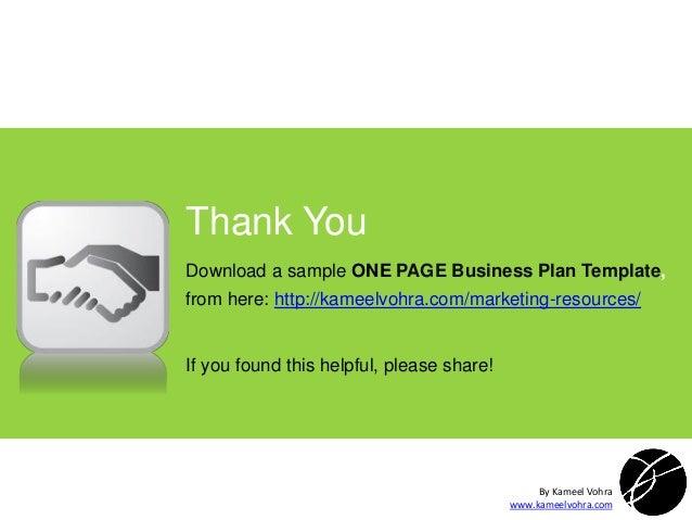 Jim Pdf Plan Page Business Horan Download One Free